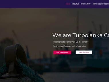 Cargo business website