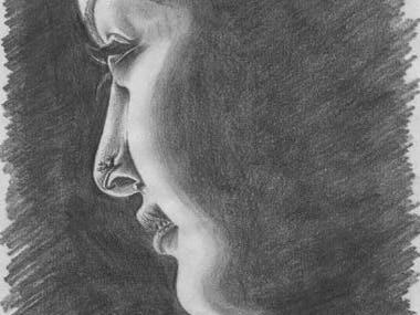 Pencil art - Sample
