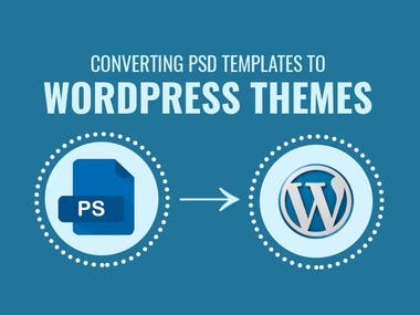 PSD to WordPress Template