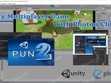 Unity Multiplayer Game with Photon Cloud