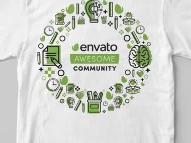 T-Shirt design - Sample