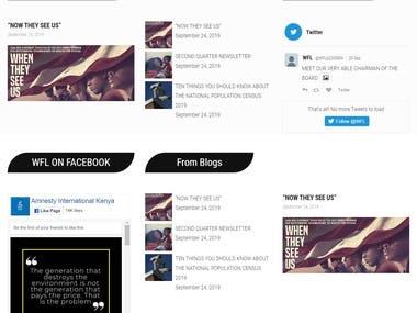 Blog Site