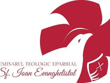 Logo for a Catholic Institute