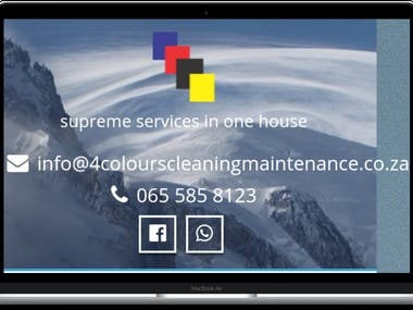 4colourscleaningmaintenance.co.za