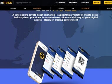 Cryptocurrency Exchange Features