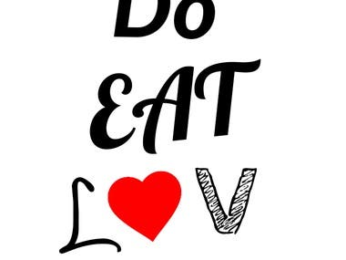 Do Eat Love