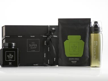 WelleCo Corporate Gift Assortment
