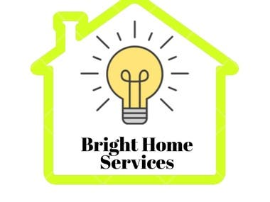 Sample logo for Bright Home Services