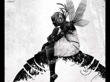 fantasy and fan art...