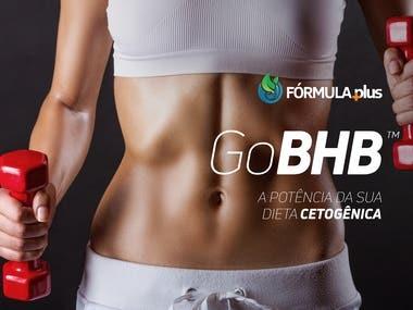 Fórmula Plus Presentation of GoBHB