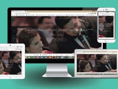 Fully Design Business Website