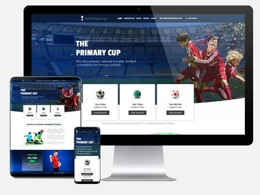 ThePrimaryCup.co.uk