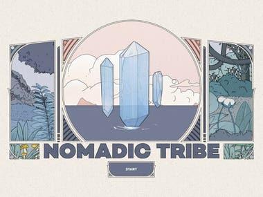 Nomadic Tribe(Vue.js)