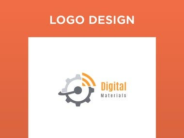 Digital Logo Design