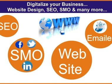 Digitalize Your Business...