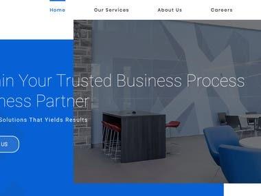 Corporate Website - Wordpress Development