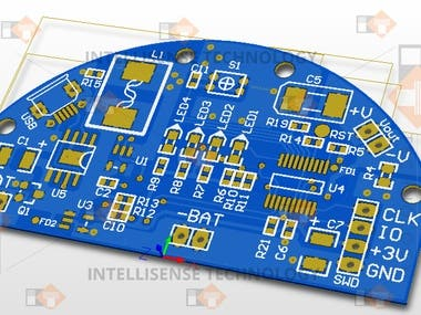 PCB design for Power Bank
