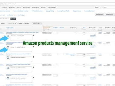 Amazon Sale Service