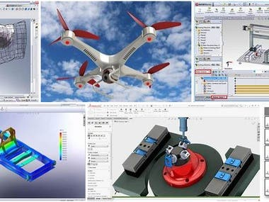 modelling and simulation with solidworks