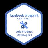 Ad Product Developer Certificate