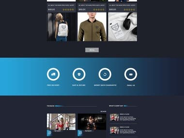 Web Home Page
