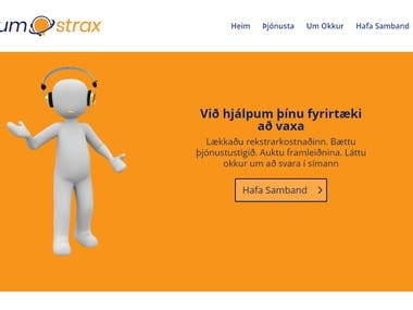 Call agency Website