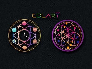 sacred geometry logo