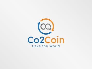 Co2coin Logo Design