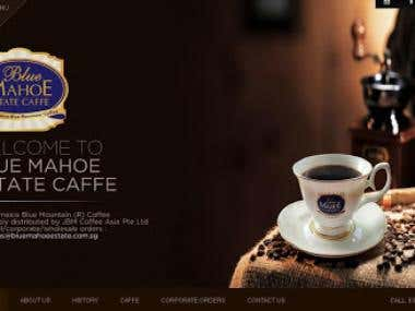Blue Mahoe Estate Caffe