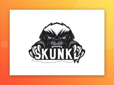 Logo for Skunkd