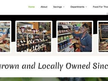 New Website Create
