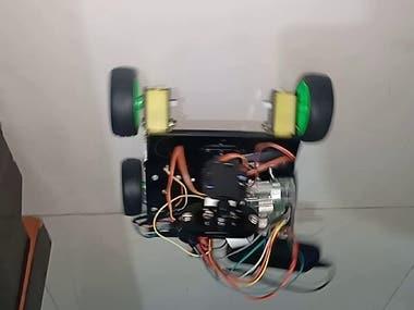 Raspberry pi controlled rc car