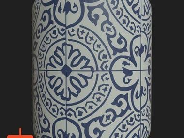 Porcelain Tiles in Substance Designer
