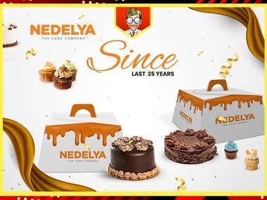 Nedelya Cakes