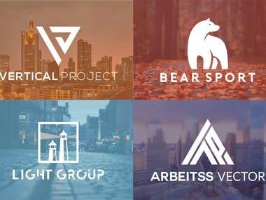 Minimalist Brand logo design