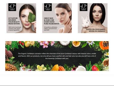 Cosmetics company