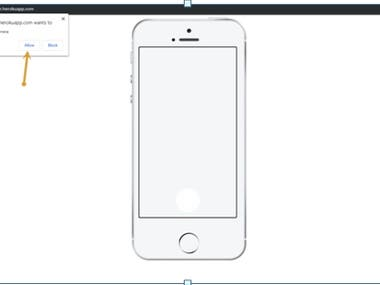 SNAPSHOT (App In React js)