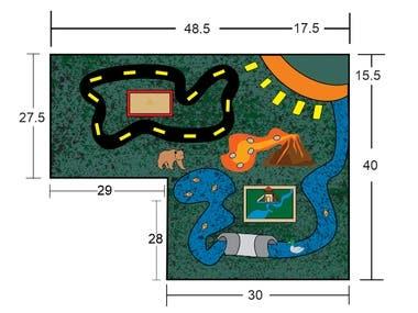 Play Ground Illustration...