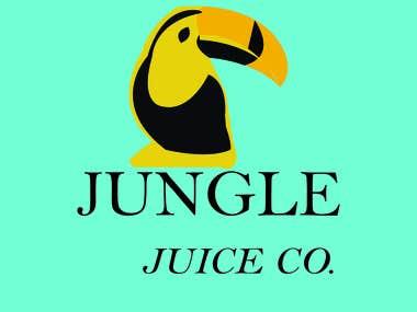 LOGO FOR JUNGLE JUICE CO.