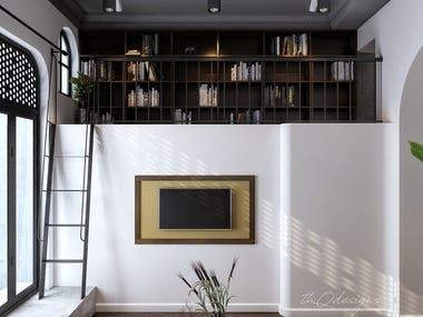 Homestay Interior