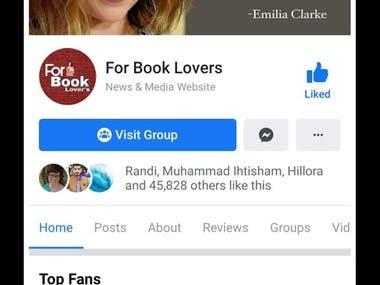 Facebook Marketing ,Internet Marketing and Social Media .