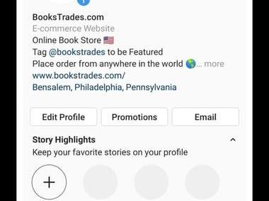 Instagram Marketing ,Internet Marketing and Social Media.