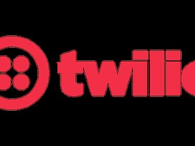 Twilio Api (Call recording , sms , whats app )
