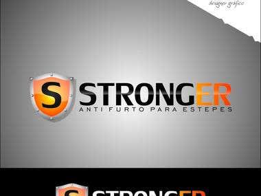 Logo Stronger