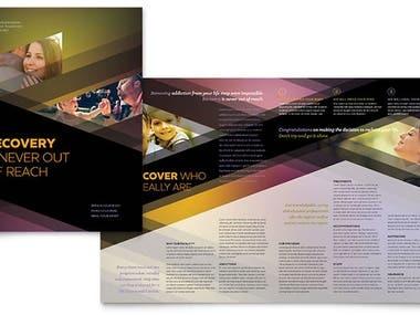 Brochure/Flyer Designs