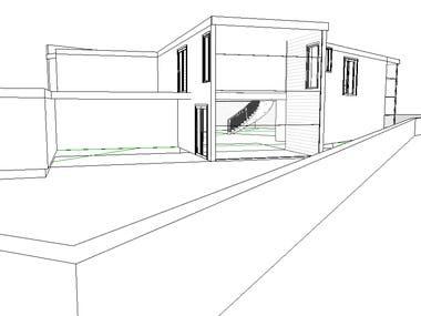 Architectural Design Residential Villa