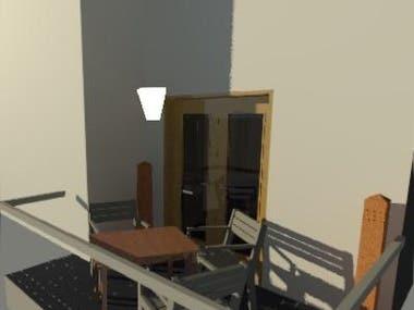 Interior Design and Interior Renderings