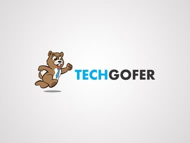 Mascot design for TechGofer