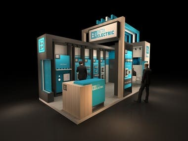 BETA ELECTRIC BOOTH