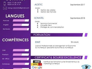 CV,Resume